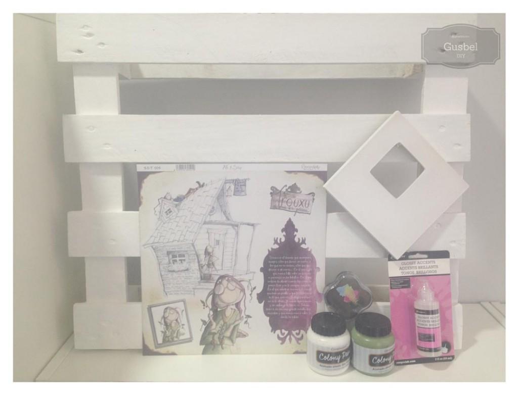 gusbel-manualidades-marco-infantil-scrap-materiales