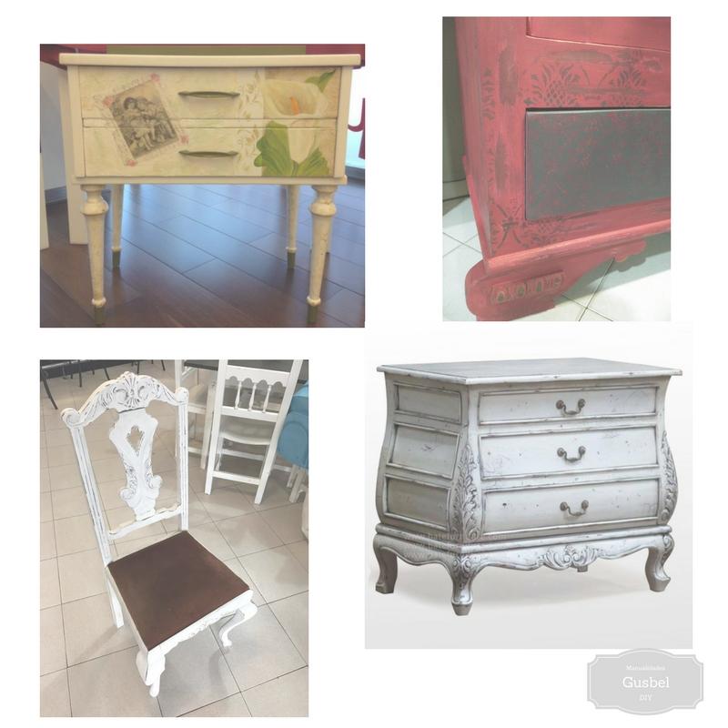 gusbel-manualidades-recicalr-muebles-decoupage-estarcido-decapado