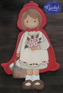 Caperucita Roja de Dayka Trade