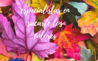 Especialistas en sacarte los colores